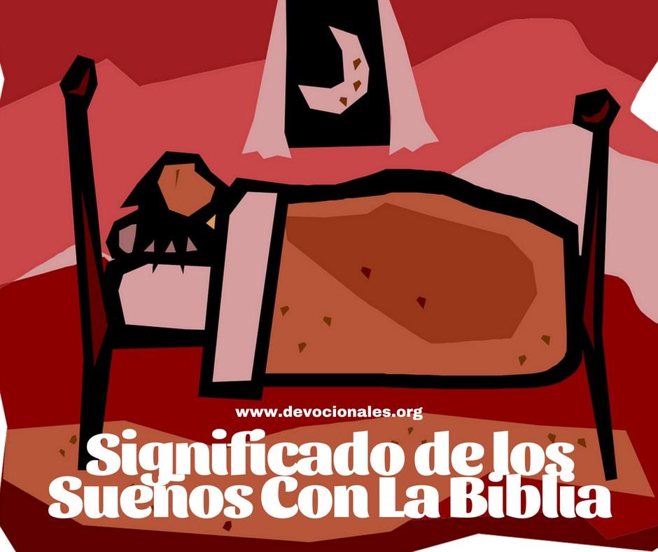 f5a3e7f52 Interpretación y Significado De Los Sueños Con La Biblia †