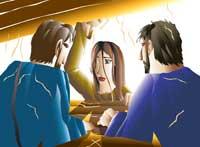 Rahab en la Biblia