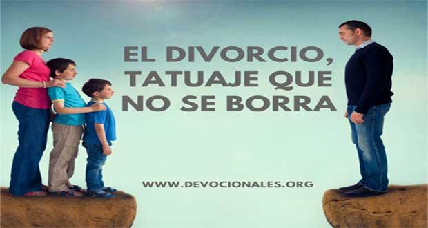 Divorcio Tatuaje Que No Se Borra
