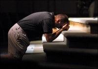 Orar Oracion Rezar Oraciones hombre orando