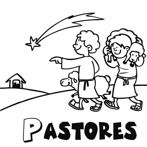 Devocionales cristianos los pastores de bel n - Figuras belen infantil ...
