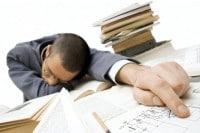 Hombre Dormir