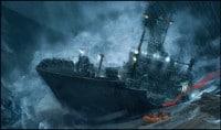 Barco en la tormenta