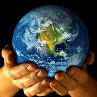 Poderoso Dios mundo
