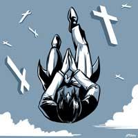 Iglesia-cayendo