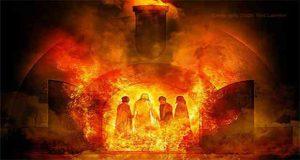horno ardiente daniel biblia1