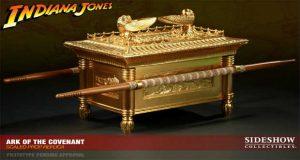 arca del pacto indiana jones biblia