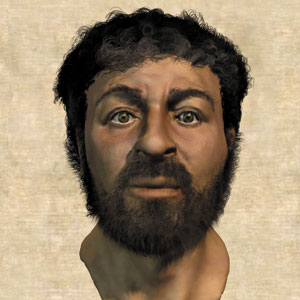 rostro de Jesus Jesucristo