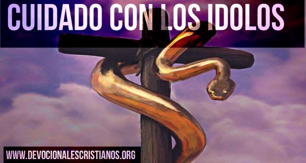la serpiente de bronce idolos.jpg
