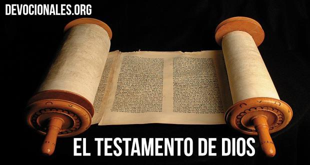 el-testamento-de-Dios