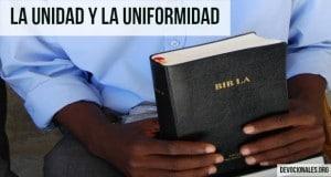la-unidad-uniformidad-cristianos