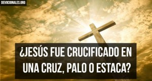 Jesus-crucificado-cruz-palo-estaca