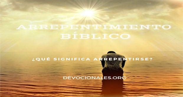 Arrepentimiento Remordimiento, Biblia Jesus