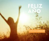 Feliz Año Nuevo En Cristo