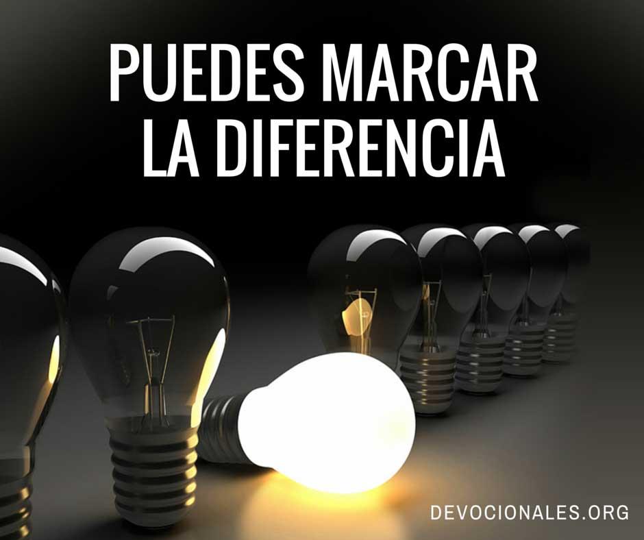 Puedes Marcar La Diferencia