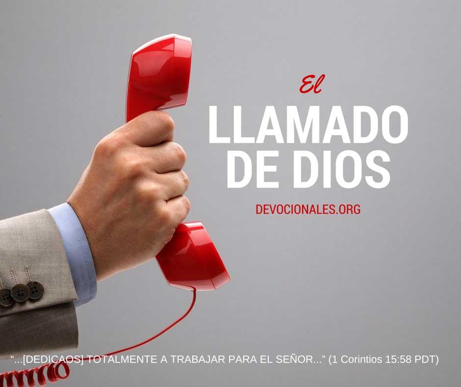 El Llamado de Dios Y La Biblia. ¿Cuando Dios Te Llama?