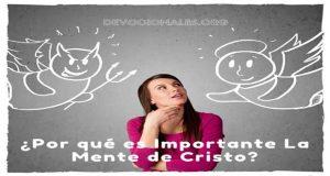 Por que es La Mente Cristo Importante