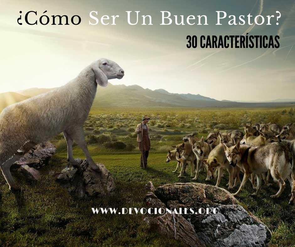 ¿Cómo Ser Un Buen Pastor?