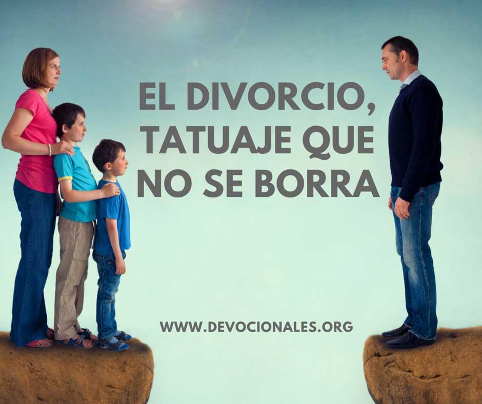El Divorcio, Tatuaje Que No Se Borra
