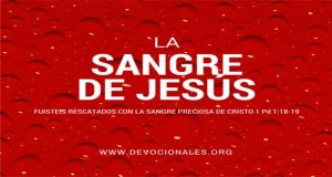 La Sangre de Jesús