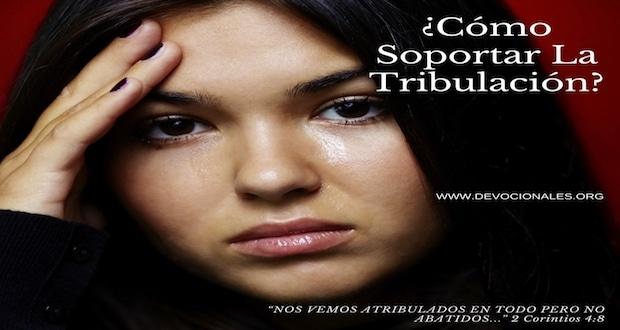 Soportar La Tribulación