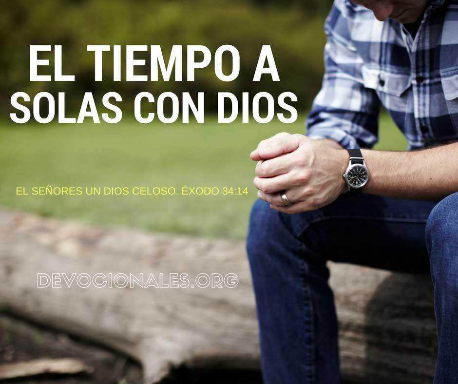Image result for tiempo a solas con Dios