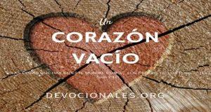 Corazón Vacío Y La Biblia