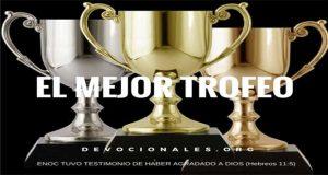 Trofeo el mejor de todos