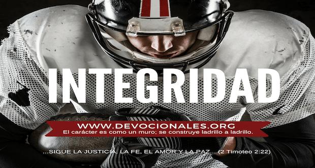 Integridad Biblia