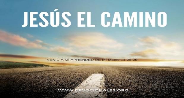 Jesus Es El Camino Biblia Nuevo