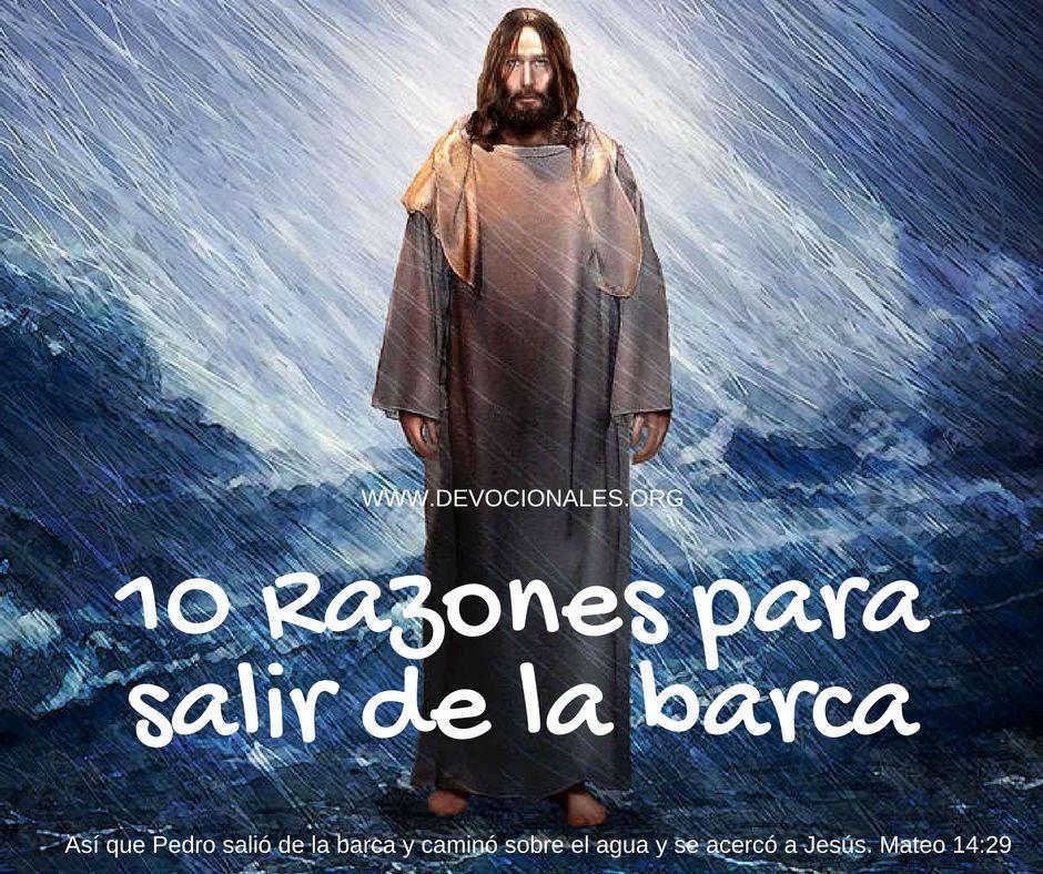 barca-Jesus-Pedro-camina-aguas