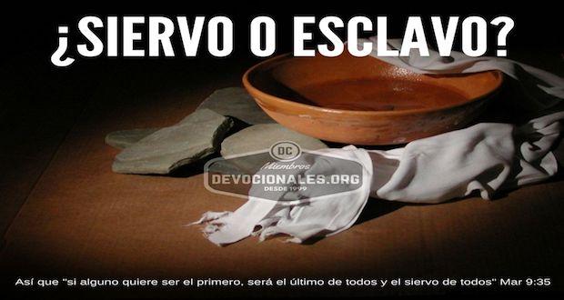 siervo-servicio-esclavo-Biblia-Jesus