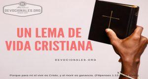 lema-vida-cristiana-biblia