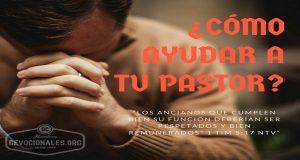 ayudar-pastor-biblia-Dios