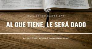 le-sera-dado-biblia