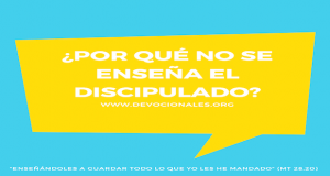 importancia-discipulado-iglesia