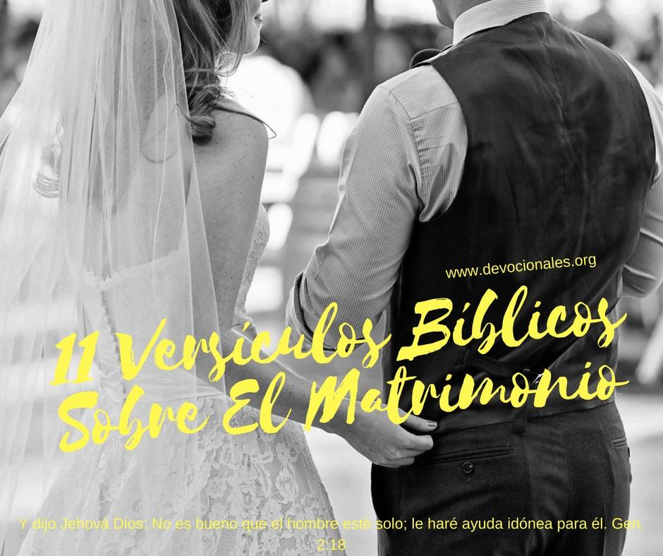 Biblia Sobre El Matrimonio : Qué dice la biblia sobre el matrimonio versículos