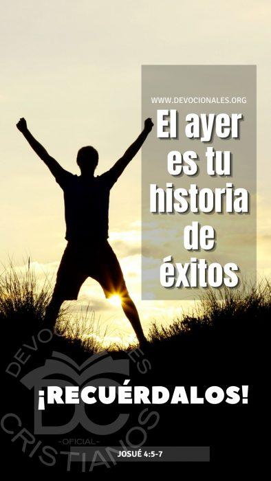 victorias-pasadas-exito-biblia-recordar
