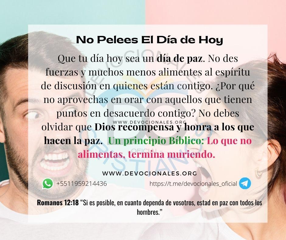 No-Pelees-El-Dia-de-Hoy