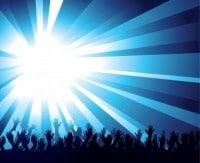 Iglesia manos levantadas