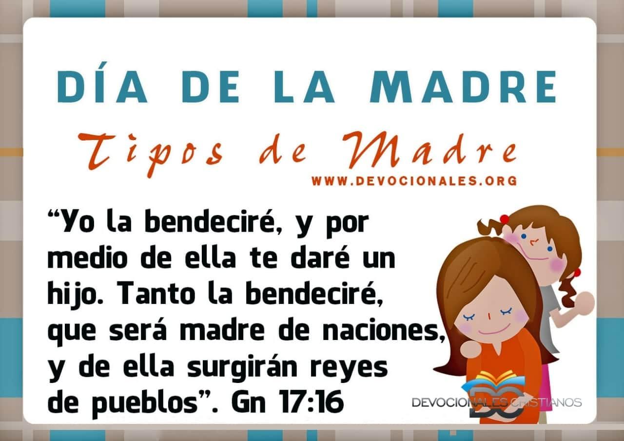 Día De La Madre Tipos De Madres En La Biblia Devocionales
