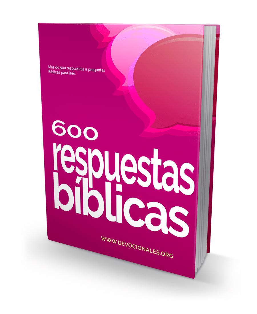 600 Respuestas Biblicas A Preguntas Cristianas