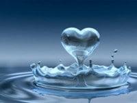 Corazon de Agua pura