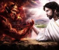 Jesus y satanas