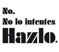 Hazlo do you it