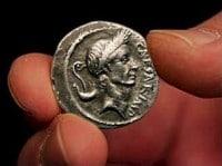 Y dad a Dios lo que es de Dios - Moneda Cesar