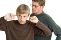 Desobediencia a los padres
