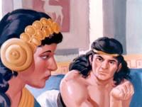 Sanson y Dalila Biblia