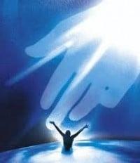 Jesucristo y la mano de Dios