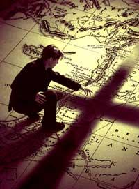 Misiones - Predica el evangelio cruz